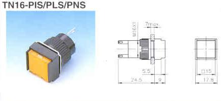 TN16-PIS PLS PNS